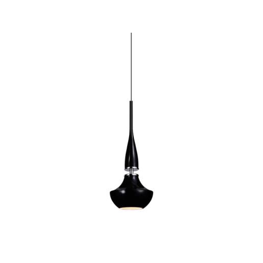 Lampa wisząca TASOS 1 Black AZzardo