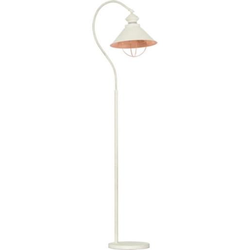 Lampa podłogowa LOFT entique ecru 5052 Nowodvorski