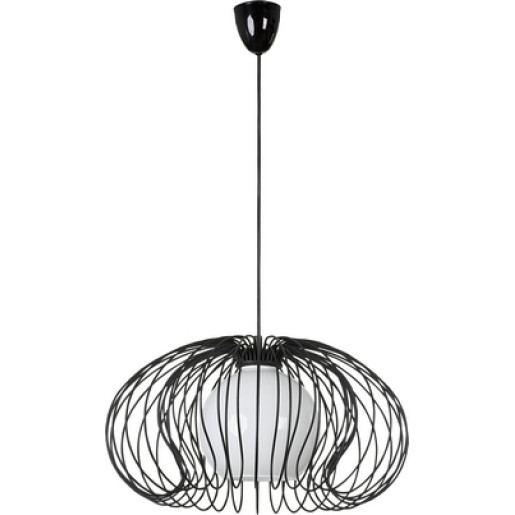 Lampa wisząca MERSEY black I zwis 5296 Nowodvorski