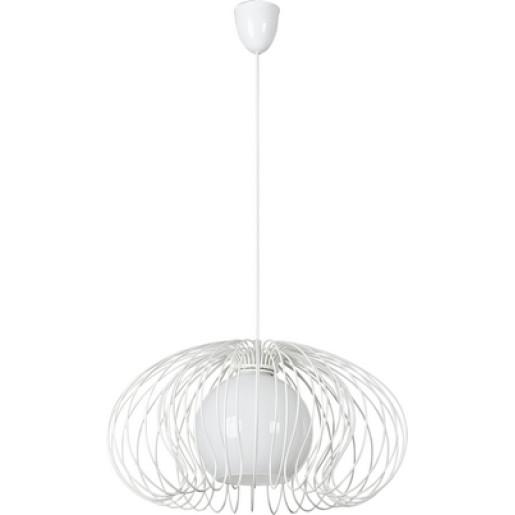 Lampa wisząca MERSEY white I zwis 5295 Nowodvorski