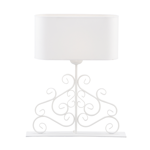 Lampa stołowa PARA ART WHITE NAMAT