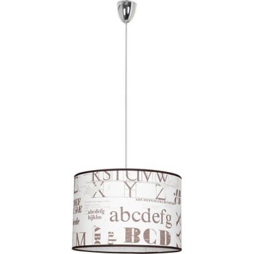 Lampa wisząca PATTY ecru I zwis M 4412 Nowodvorski