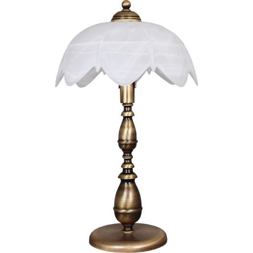 LAMPA STOŁOWA TERESKA  Alladyn S-I/366/P/BRATEK