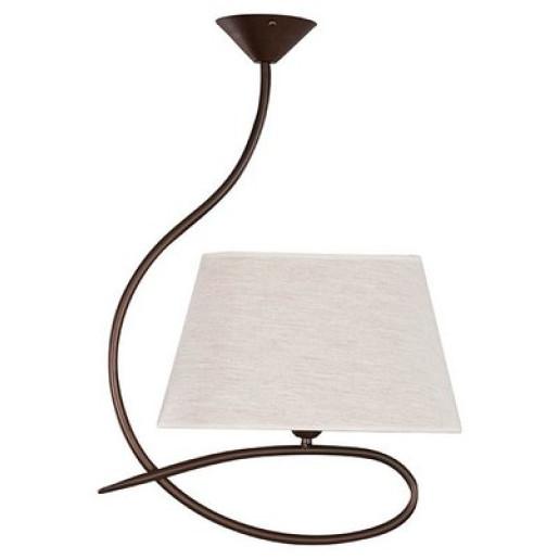 Lampa wisząca SENSO 1 plafon jasny 16313 SIGMA