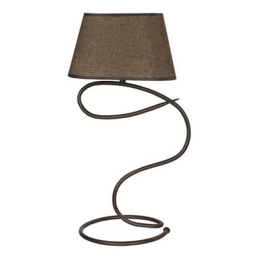 Lampka stołowa SENSO ciemna 16307 SIGMA