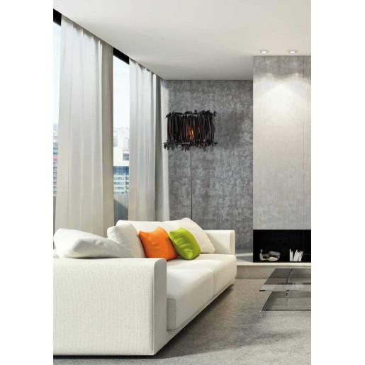 Lampa podłogowa ART DECO BLACK NAMAT