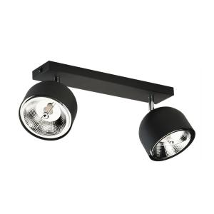 ALTEA BLACK LAMPA SUFITOWA 2 PŁ 3420