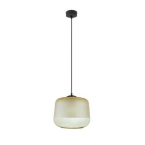 Lampa wisząca PRINCE bursztynowa 3164 TK Lighting