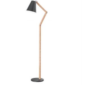 OLA A LP Lampa Podłogowa- czarna