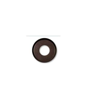 Drewniana podstawa okrągła, orzech, GiGambarelli, 01123