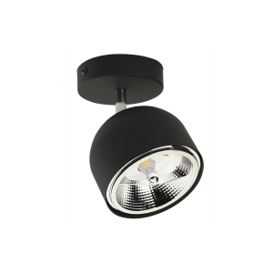 ALTEA BLACK LAMPA SUFITOWA 1 PŁ 3419