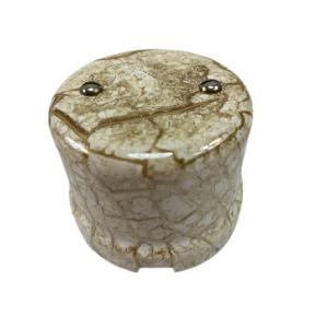 Puszka natynkowa łączeniowa retro MARMUR