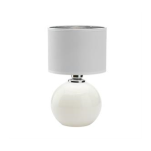 PALLA WHITE/SILVER LAMPKA NOCNA 1 PŁ 5079