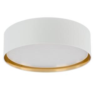 BILBAO WHITE/GOLD LAMPA SUFITOWA 4 PŁ 600