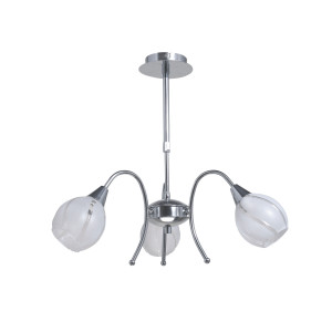 Lampa wisząca żyrandol LUCCA III zwis 5112328 Spot Light