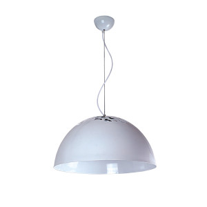 Lampa wisząca TUBA white 5185302 Spot Light