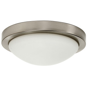 RODA LAMPA SUFITOWA PLAFON 265 E27 1X60W SATYNA NIKIEL