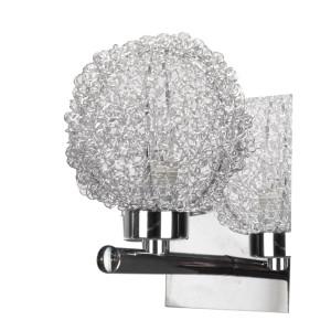 WIND LAMPA KINKIET 1X40W G9 CHROM