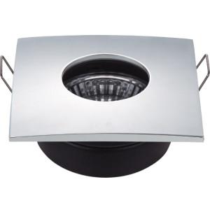 SH-13 CH MR16 CHROM oczko sufitowe lampa sufitowa HERMETYCZNA IP65 odporna na wilgoć