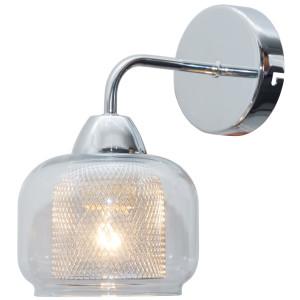 RAY LAMPA KINKIET 1X40W E14 CHROM