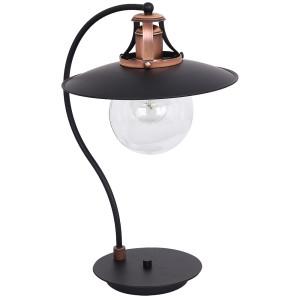 Lampa stołowa CANCUN miedziany 7714 Luminex