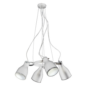 Żyrandol BJORN GREY 9168 Luminex