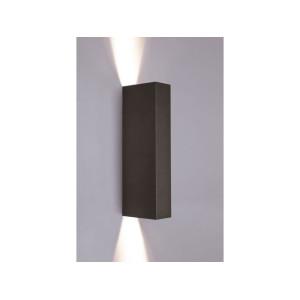 Lampa ścienna MALMO BLACK 9705  Nowodvorski