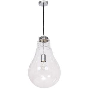 Lampa wisząca BULBO  złoty 7694 Luminex