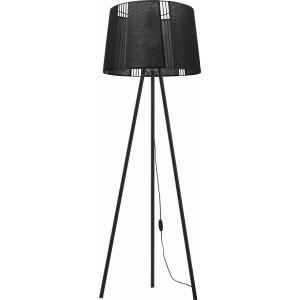 LAMPA PODŁOGOWA CARMEN BLACK 5162 TK LIGHTING