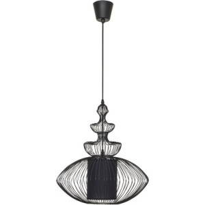 Lampa wisząca AIDA black 4614 Nowodvorski