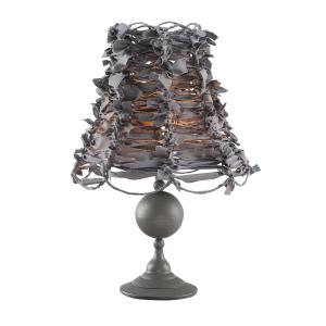 Lampa stołowa ART DECO GREY NAMAT