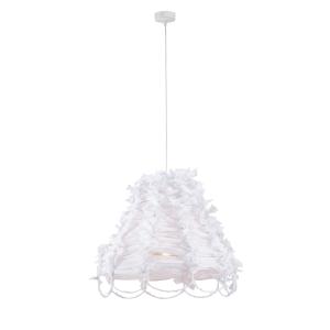Lampa wisząca ART DECO WHITE NAMAT