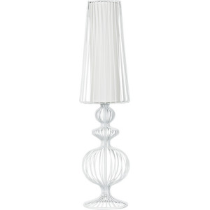 Lampa biurkowa/stołowa AVEIRO L white 5125 Nowodvorski