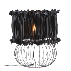Lampa stołowa BALL ART DECO BLACK NAMAT