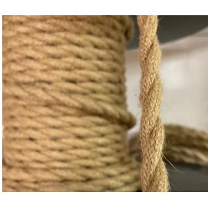 Przewód w otulinie konopnej 2x0,75