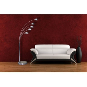 Lampa podlogowa PALP CHROME AZzardo