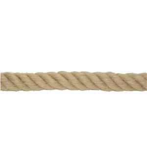 Kabel w oplocie skręcanym lina konopna 1,5mb