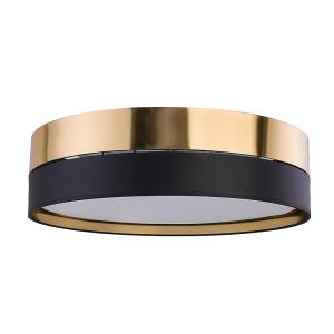 HILTON BLACK/GOLD LAMPA SUFITOWA 4180