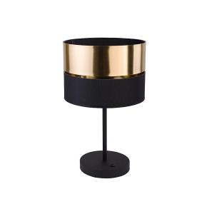 HILTON BLACK/GOLD LAMPKA NOCNA 1 PŁ  5467