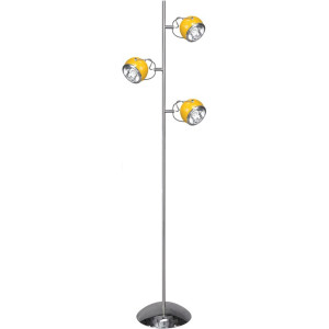 Lampa podłogowa Ball żółta, Spot Light, 1509009