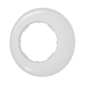 Ramka pojedyncza prosta  biała LOFTICA  H1-RB001