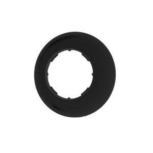 Ramka pojedyncza prosta czarna LOFTICA  H1-RB001_czar