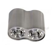 Lampa techniczna Bross 2 Aluminium  AZzardo