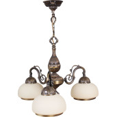 Lampa wisząca / żyrandol SALOMEA  ZK-3/760/P/BERET ALLADYN