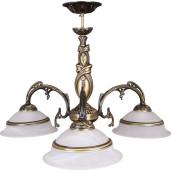 Lampa wisząca / żyrandol CELINA  ZK-3/830/P/KAPELUSZ ALLADYN