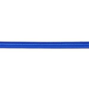 Kabel w oplocie okrągły niebieski 3x0,75