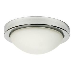 RODA LAMPA SUFITOWA PLAFON 325 2X60W E27 CHROM IP44