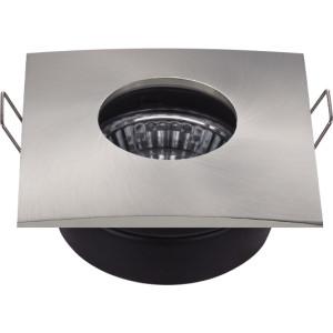 SH-13 SN MR16 SATYNA NIKIEL oczko sufitowe lampa sufitowa HERMETYCZNA IP65 odporna na wilgoć