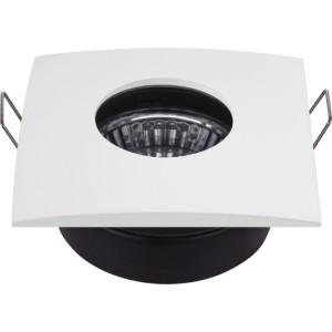 SH-13 WH MR16 BIAŁY oczko sufitowe lampa sufitowa HERMETYCZNA IP65 odporna na wilgoć