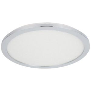 PIXEL LAMPA SUFITOWA PLAFON 40 24W LED IP44 CHROM+GRANILA 3000K